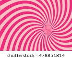 pink twist shape pattern... | Shutterstock .eps vector #478851814