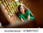 ukrainian girl   Shutterstock . vector #478897057