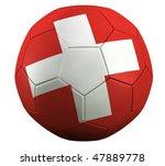 switzerland football | Shutterstock . vector #47889778