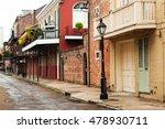 french quarter  new orleans.   Shutterstock . vector #478930711