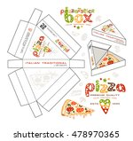 stock vector design of boxes... | Shutterstock .eps vector #478970365