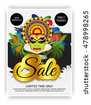 illustration of a creative sale ... | Shutterstock .eps vector #478998265