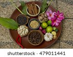 spice and herbs  food... | Shutterstock . vector #479011441