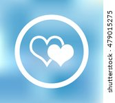 heart icon vector. web design...