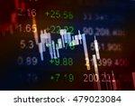data analyzing in forex...   Shutterstock . vector #479023084