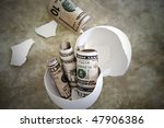 Money Newly Hatched From A...