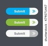set of vector web interface... | Shutterstock .eps vector #479071447