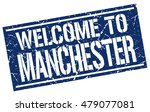 welcome to manchester stamp.... | Shutterstock .eps vector #479077081