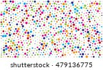 circle color dotted pattern | Shutterstock .eps vector #479136775