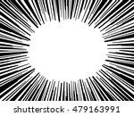 abstract comic book flash... | Shutterstock .eps vector #479163991