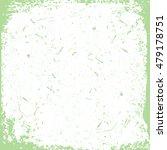 grunge background in green color   Shutterstock .eps vector #479178751