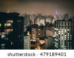 sao paulo famous buildings... | Shutterstock . vector #479189401