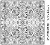 ornamental tribal seamless... | Shutterstock .eps vector #479212177