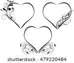 decorative frames   element for ... | Shutterstock .eps vector #479220484