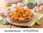 chicken delicious homemade... | Shutterstock . vector #479259541