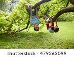 friendship  childhood  leisure...   Shutterstock . vector #479263099