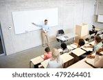 education  high school ... | Shutterstock . vector #479264401