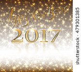happy new year colorful... | Shutterstock .eps vector #479301385