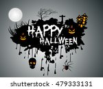 creative vector abstract for... | Shutterstock .eps vector #479333131