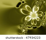 beautiful flowers | Shutterstock . vector #47934223