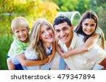 beach. | Shutterstock . vector #479347894