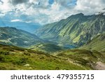 russia  caucasus. a view of the ... | Shutterstock . vector #479355715
