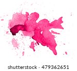 colorful abstract watercolor... | Shutterstock .eps vector #479362651