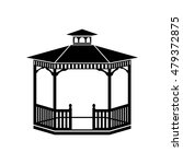 Gazebo  Vector Design