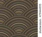 vector abstract seamless...   Shutterstock .eps vector #479444995