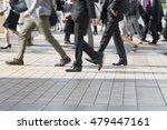 commuting shinagawa station... | Shutterstock . vector #479447161