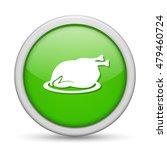 chicken  icon | Shutterstock .eps vector #479460724