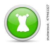 dress  icon | Shutterstock .eps vector #479461327