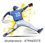vector illustration of a... | Shutterstock .eps vector #479465575