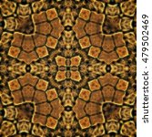 kaleidoscope abstract...   Shutterstock . vector #479502469