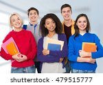 student. | Shutterstock . vector #479515777