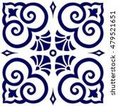 geometric islamic pattern...   Shutterstock .eps vector #479521651