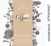 coffee vector set....   Shutterstock .eps vector #479543467