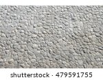 gray stone wall texture and... | Shutterstock . vector #479591755