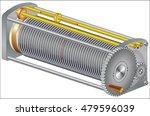 rheostat | Shutterstock .eps vector #479596039