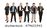 lawyers standing together as a... | Shutterstock . vector #479621941