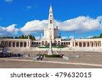 the sanctuary of fatima  which...   Shutterstock . vector #479632015