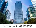 office building in canary wharf ... | Shutterstock . vector #479652769