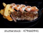 Flank Steak Shrimp Skewer...