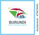 burundi travel  discover ...   Shutterstock .eps vector #479674441