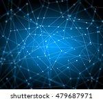 best internet concept of global ... | Shutterstock . vector #479687971