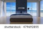 3d rendering image of sea view...   Shutterstock . vector #479692855