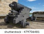 Historic Antique Black Iron...