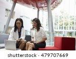 doctor and patient having... | Shutterstock . vector #479707669