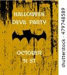 Halloween Devil Party...