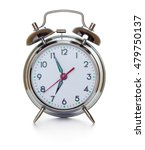 retro classic alarm clock... | Shutterstock . vector #479750137